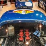 Le moteur V8 GORDINI 3 litres avait été mis au point dans ce chassis A 210. Finalement c'était sans doute la meilleure auto…