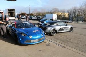 A 110 RGT, GT4 et Cup. Le catalogue est complet !
