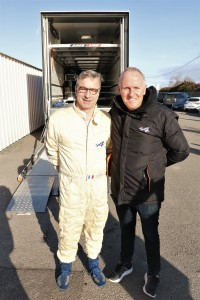 JCR et Philippe Sinault