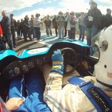 Alain SERPAGGI retrouve l'ALPINE A 441 2 litres.