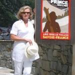 Michèle, en Août 2007