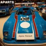L'A441 championne d'europe 1974 et la monoplace d'Alain SERPAGGI.